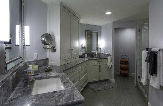 Seldes Tampa Designer Master Bath Remodel