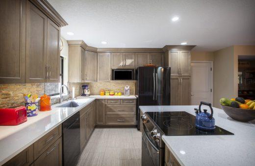 Tampa Seldes Designer contemporary kitchen