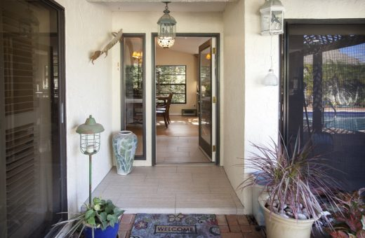 Tampa Seldes Designer Entryway Renovation