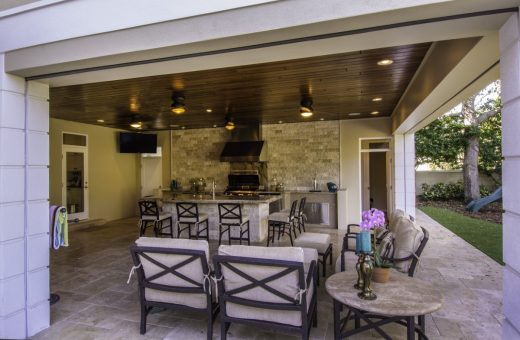Seldes Tampa Outdoor Living design