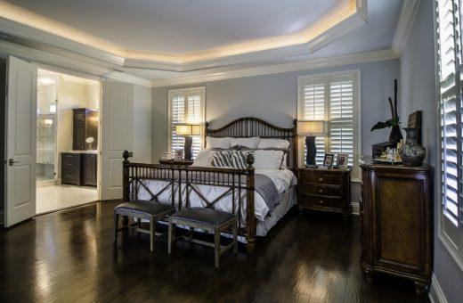 Seldes Tampa Master Suite Design