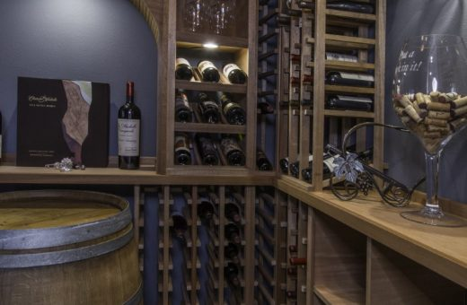 Tampa Designer Seldes Wine Cellar