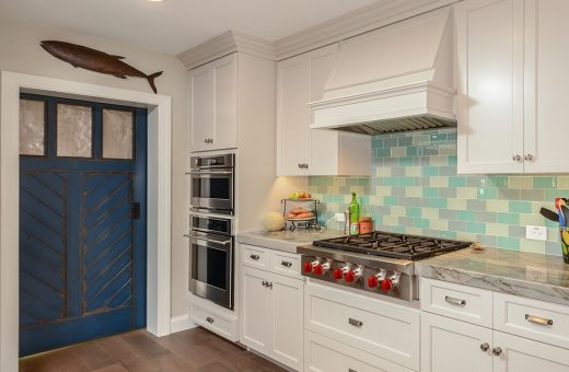 Tampa Johanna Seldes Coastal Kitchen Design