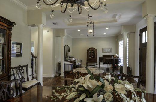 Seldes Tampa Designer Foyer Remodel