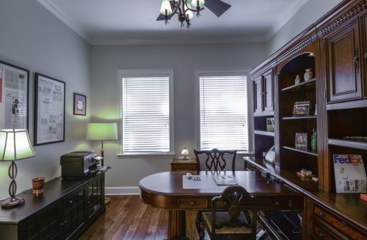 Seldes Tampa Designer Home Office