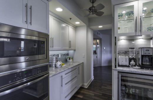 Seldes Tampa Designer Kitchen Built Ins