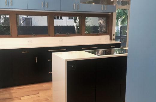 Johanna G Seldes IDC Tampa Designer Kitchen Island Remodel