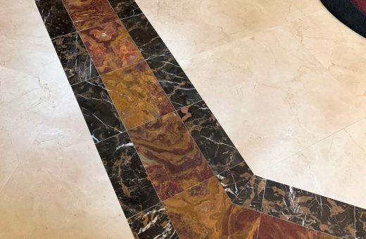 Johanna G. Seldes/IDC Interior Design Tampa Flooring