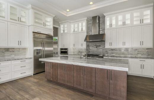 Seldes/IDC Tampa Designer Homebuilder Kitchen