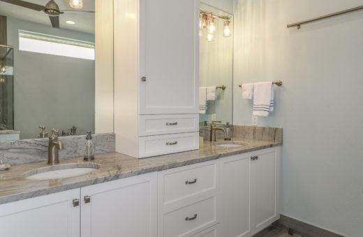 Johanna G Seldes Tampa Designer Bathroom makeove