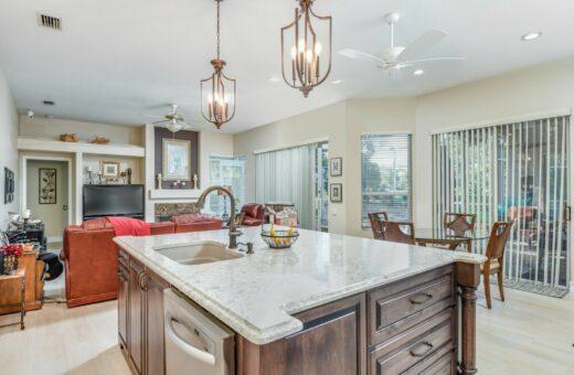 Johanna G Seldes Tampa Designer Kitchen Remodel