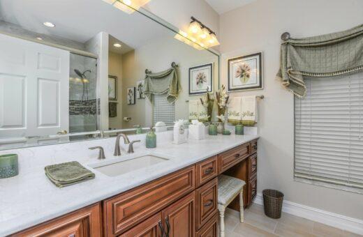 Johanna G Seldes Tampa Designer Bathroom Remodel
